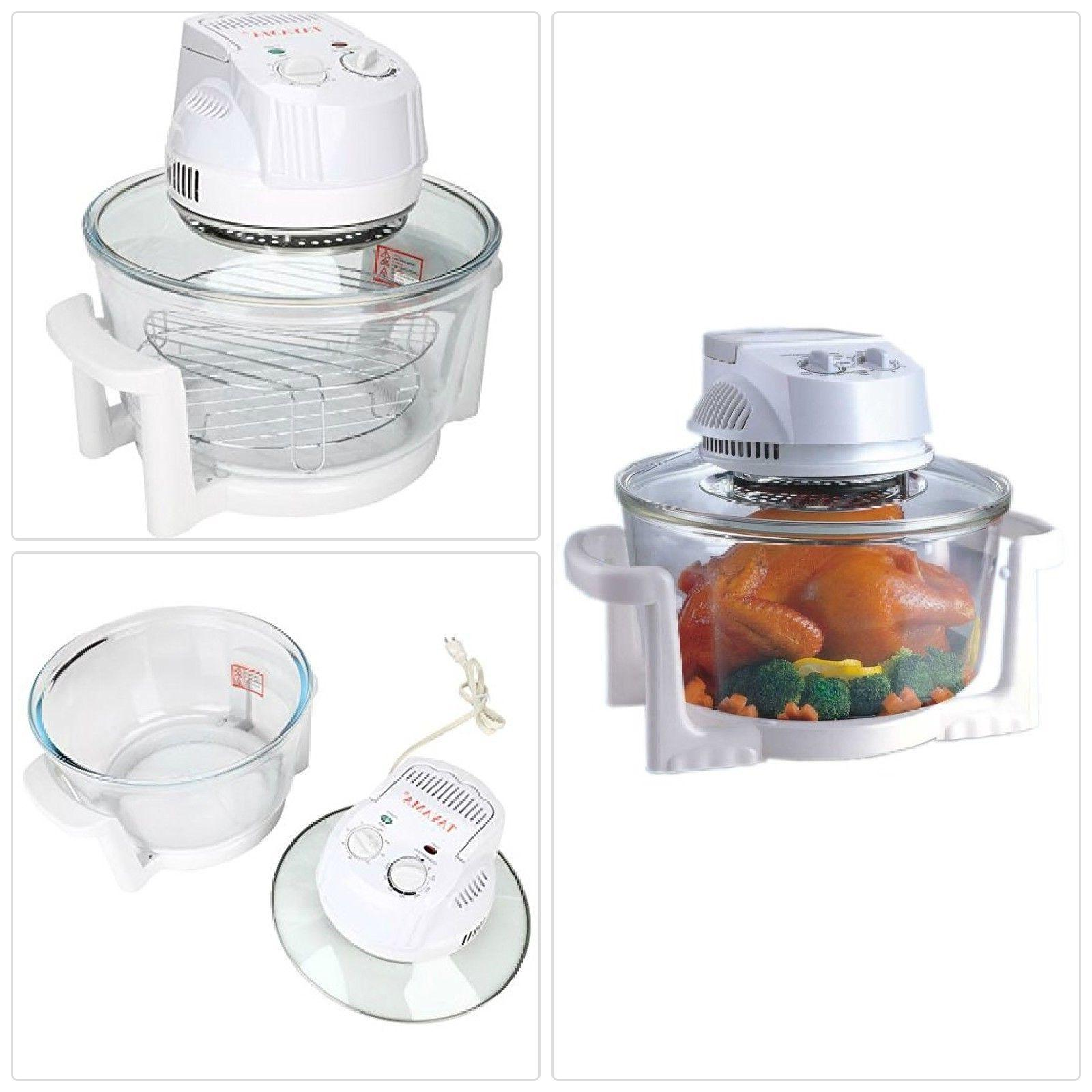 turbo convection oven electric air fryer cooker