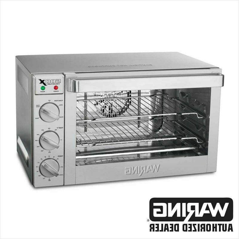 wco500x commercial 1 2 size convection oven