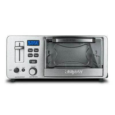 wto180cmr 4 slice toaster oven