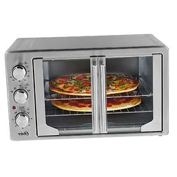 Large Countertop Convection Kitchen Oven Toaster Rack Cookin