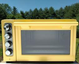 Majestic Yellow KithenAid Convection Toaster Oven, Majestic