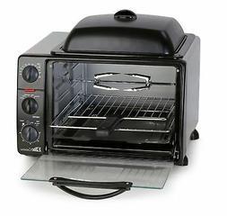 MaxiMatic ERO-2008S Elite Cuisine 6-Slice Toaster Oven with