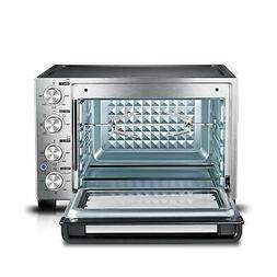 Toshiba MC32ACG-CHSS Convection Toaster Oven, Stainless Stee