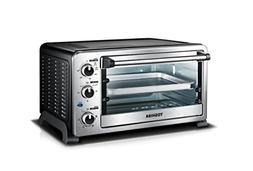 """Mechanical Oven With Convection Stainless Steel 12"""" Pizza Ca"""