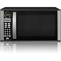 Hamilton Beach 1.3-cu. ft. Microwave Oven, Black 21.22x 19.4