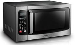 Microwave Oven Cooking Kitchen Appliance Countertop Room Dor