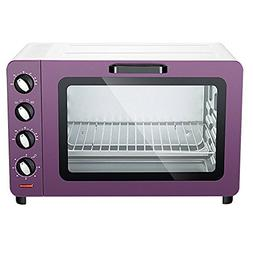 DULPLAY Mini toaster Oven,Best convection,30l capacity,Digit