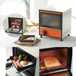 Mini Toaster Oven Electric Kitchen Fashion Small Appliance R