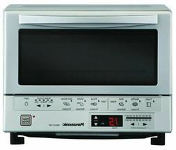 Panasonic NB-G110P Flash Xpress Compact Toaster Oven w/ Doub
