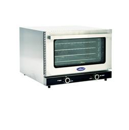 NEW 1/2 Sheet Mini Convection Baking Oven Electric Atosa CRC