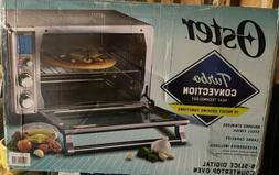New Oster 6-Slice Digital Countertop Oven Turbo Convection M