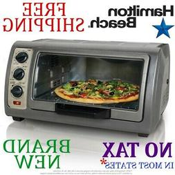 new 6 slice easy reach convection oven