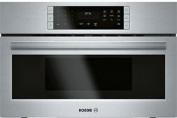 "NEW! Bosch 800 Series HMC87152UC 27"" Speed Oven with Microwa"