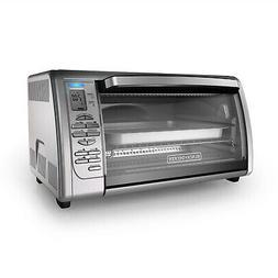 new black decker countertop convection toaster oven