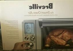 New Breville BOV900BSS Convection and Air Fry Smart Oven Air