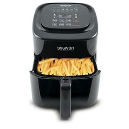 NEW NUWAVE BRIO 6QT DIGITAL AS SEEN ON TV AIR FRYER BLACK 37