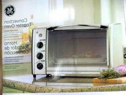 NEW GE CONVECTION 6 SLICE TOASTER OVEN