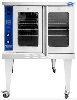 NEW Convection Oven Bakery Depth Size Stainless Steel Atosa