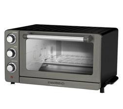 NEW Cuisinart - Convection Toaster/Pizza Oven - Black/Stainl