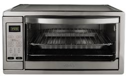 New Countertop Toaster Oven Stainless Steel Digital Convecti