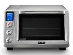 New DeLonghi Livenza Digital 1000W Stainless Steel Counterto