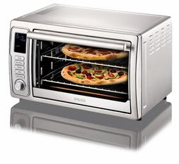 NEW Krups DeLuxe Convection Toaster Oven Stainless Steel - 6