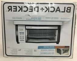 New  Black & Decker Under Cabinet Toaster Oven SpaceMaker TR