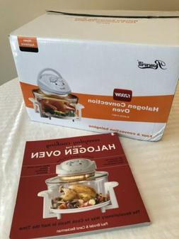 NIB Rosewill 1200W Halogen Convection Oven R-HCO-11001 NEW w