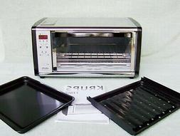 nib digital convection 4slice toaster oven broiler