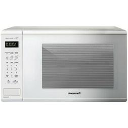 Panasonic NN-SU656W Microwave Oven w/ Genius Cooking Sensor