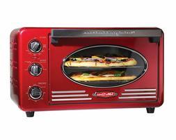 Nostalgia RTOV220AQ Retro 12-Slice Convection Toaster Oven