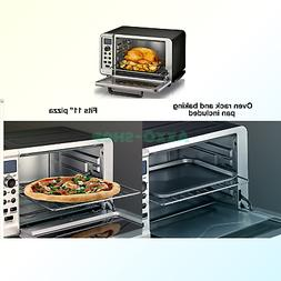 KRUPS OK505851 Digital Toaster Oven with 12 preset functions