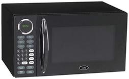 Oster OGB8903 Digital Microwave Oven, 0.9 Cubic Feet, Black