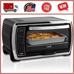 Oster Toaster Oven Digital Convection Oven Large 6-Slice Cap