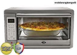 Oven Toaster Countertop Convection Big Cooking Capacity Bake
