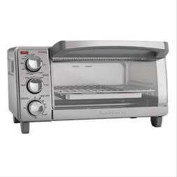 Oven Toaster Vintage Black Decker Kitchen 4 Slice Stainless