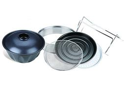 oyama turbo oven accessory deluxe package extender ring bund