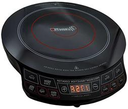 NuWave PIC Pro Highest Powered  Induction Cooktop 1800W Blac