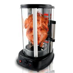 NutriChef PKRTVG34 Rotating Kebob Cooker Vertical Rotisserie