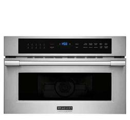Frigidaire Pro Stainless 30'' Built-In Convection Microwave