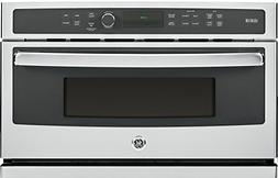 "GE 30"" Single Wall oven with Advantium Technology in Stainle"