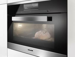 Miele PureLine M-Touch Series DGC6805-1 24 In Single Convect