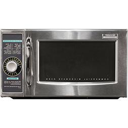 Sharp R-21LCFS Medium-Duty Commercial Microwave Oven with Di