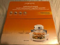 Rosewill RHCO-16001 Infrared Halogen Convection Oven Digital