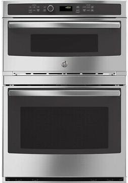 GE Self-cleaning Microwave Wall Oven Combo  (Common: 30 Inch
