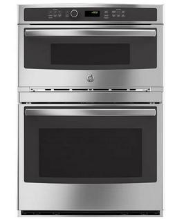 GE Profile 30in Electric Built In Combo Microwave/Oven - PT7