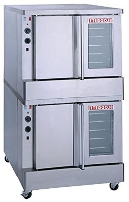 Blodgett SHO-100-E DBL Double Full Size Electric Convection