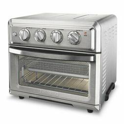 Cuisinart, Silver TOA-60 Air Fryer Toaster Oven One Size