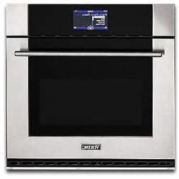 Viking 30 Inch Single Stainless Electric Thermal-Convection
