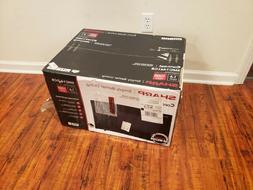 Sharp SMC1441CB Microwave Oven NEW